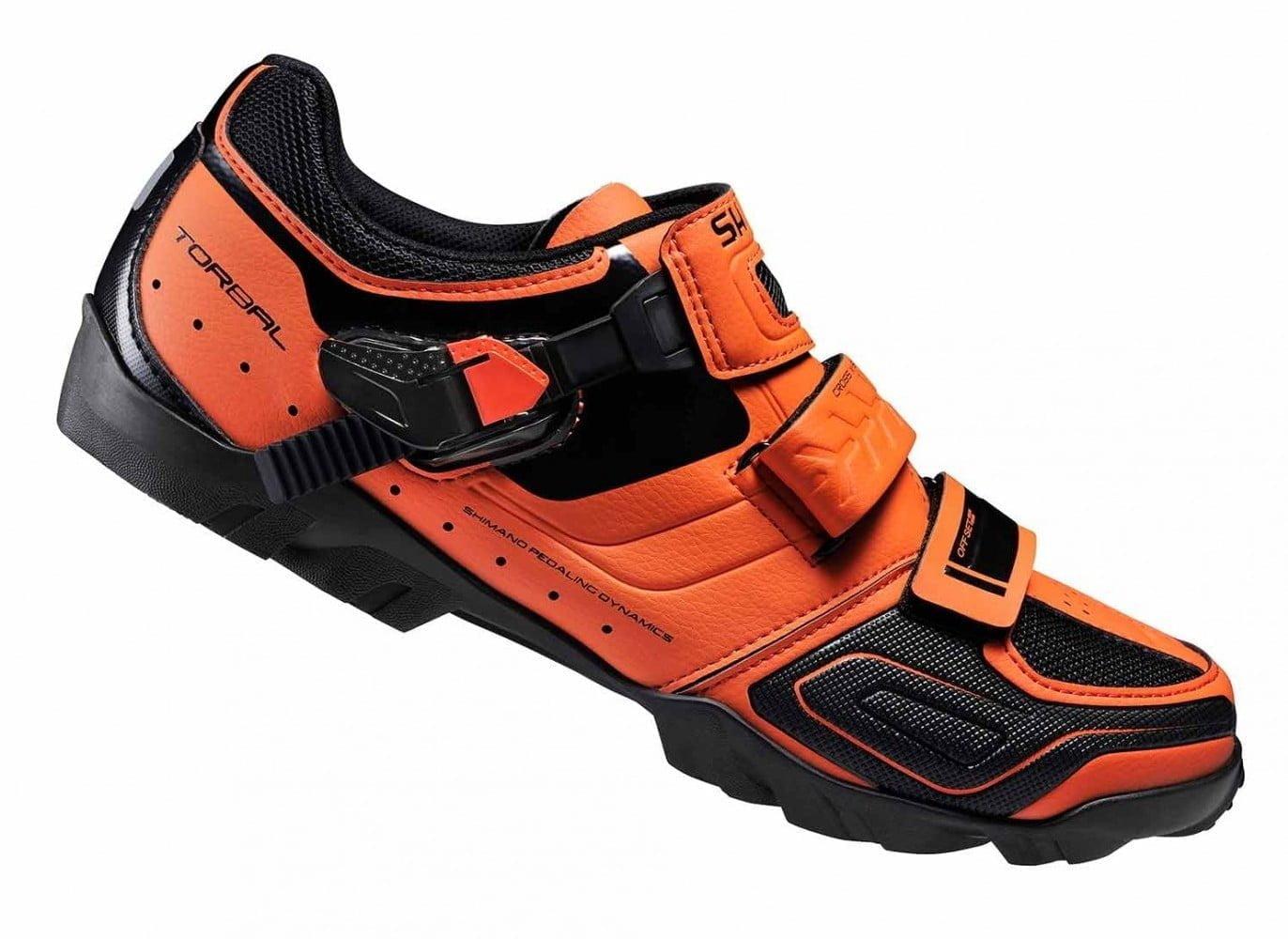 Running Shoe For Bike Toe Straps
